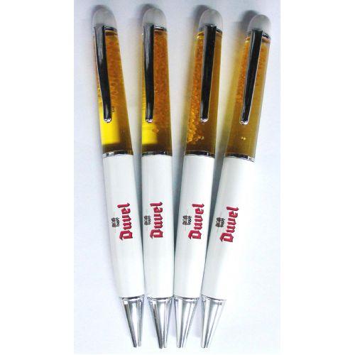 Pen met vloeistof