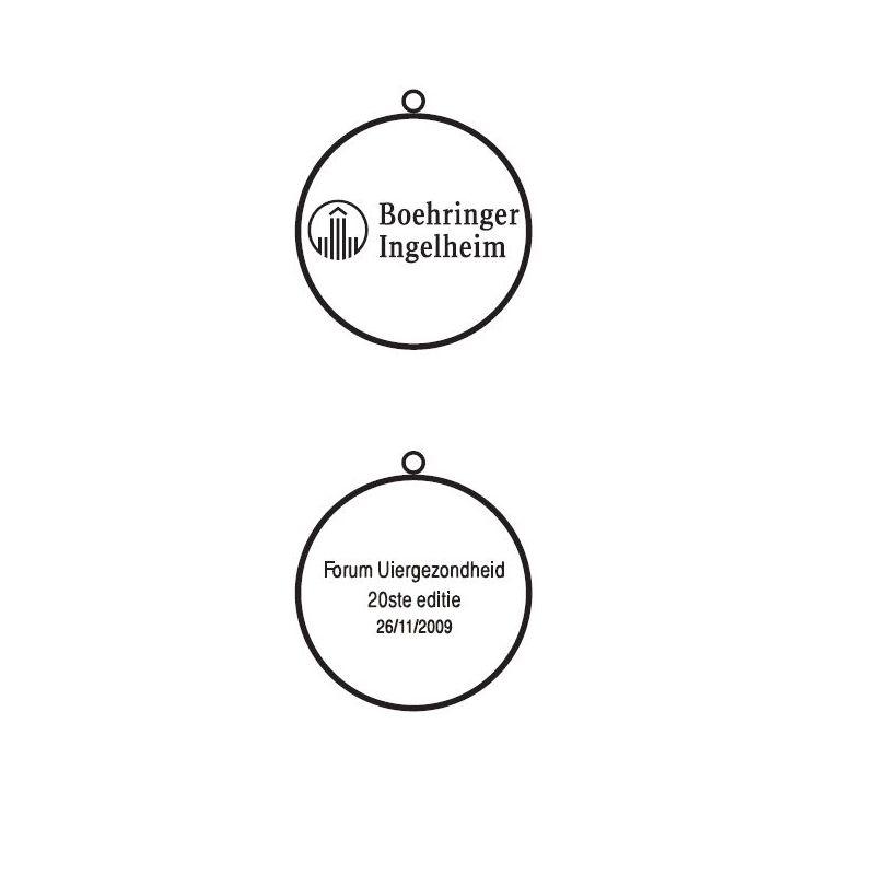 Medaille Boehringer