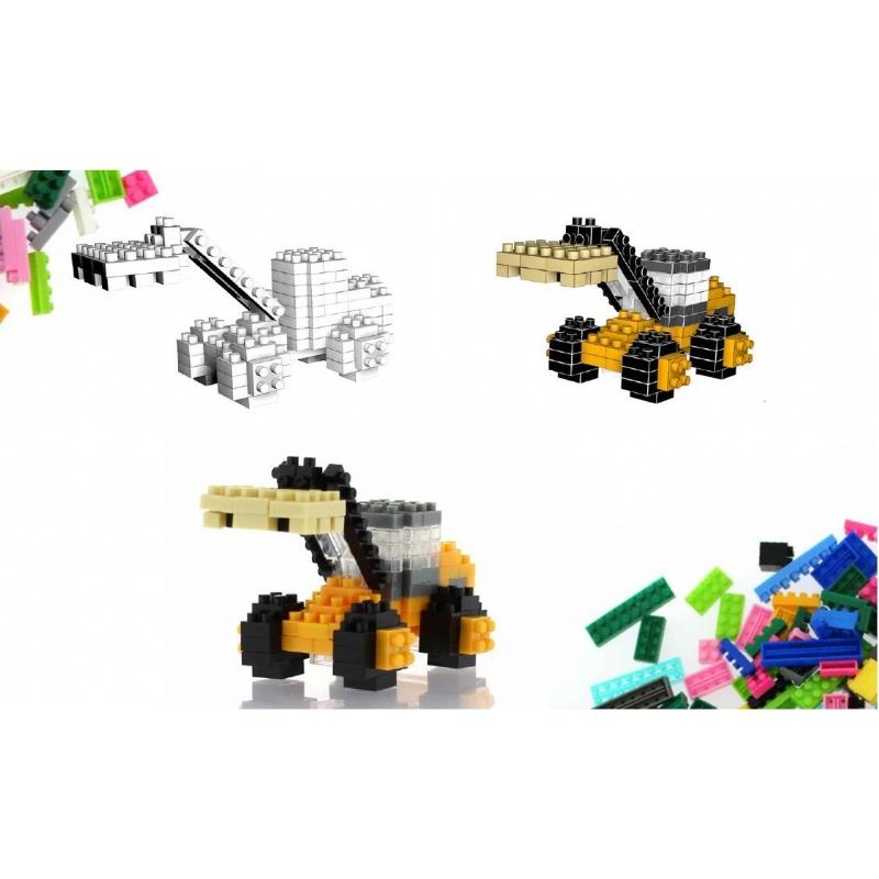 Mini bouwstenen