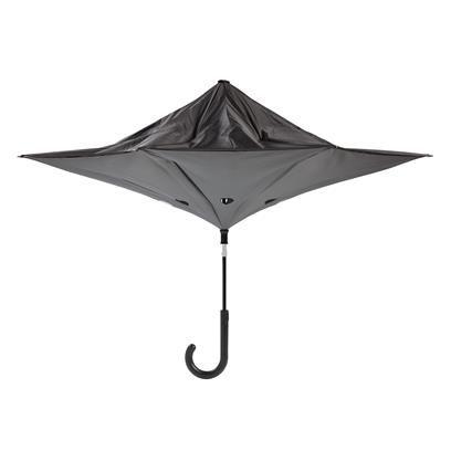 Omkeerbare paraplu