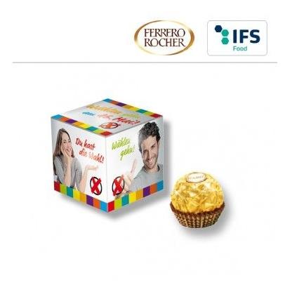 Ferrero Rocher in een doosje