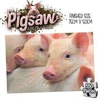 Pigsaw puzzel
