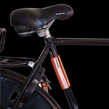 Absorberend doekje voor de fiets
