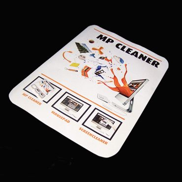 Muismat / reinigingsdoekje met antislip