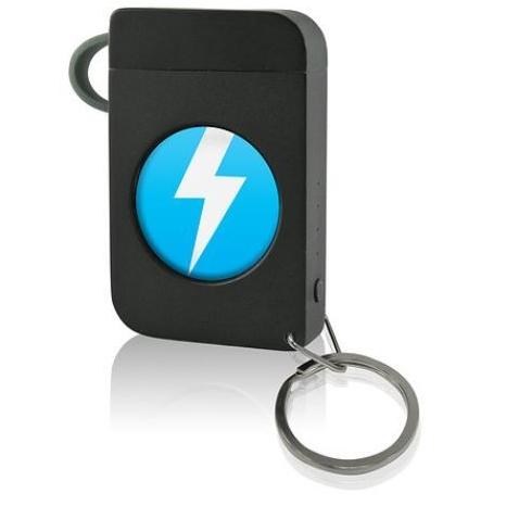 noodbatterij met LED doming