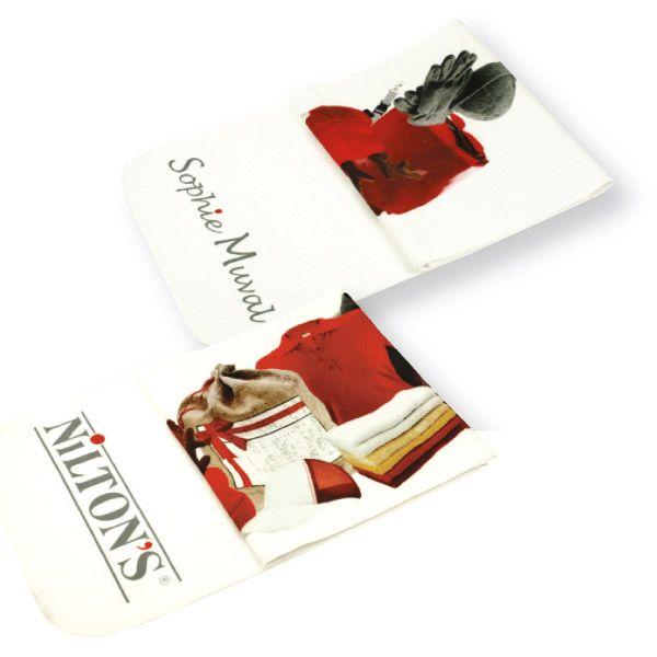 Sublimatie fleece sjaal