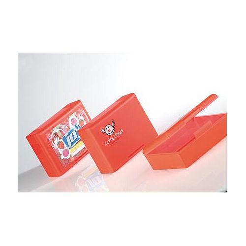 Lunchbox met inmould label