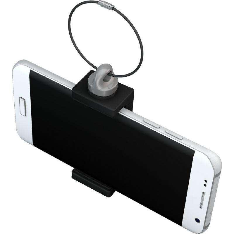 Hang overal je mobieltje aan