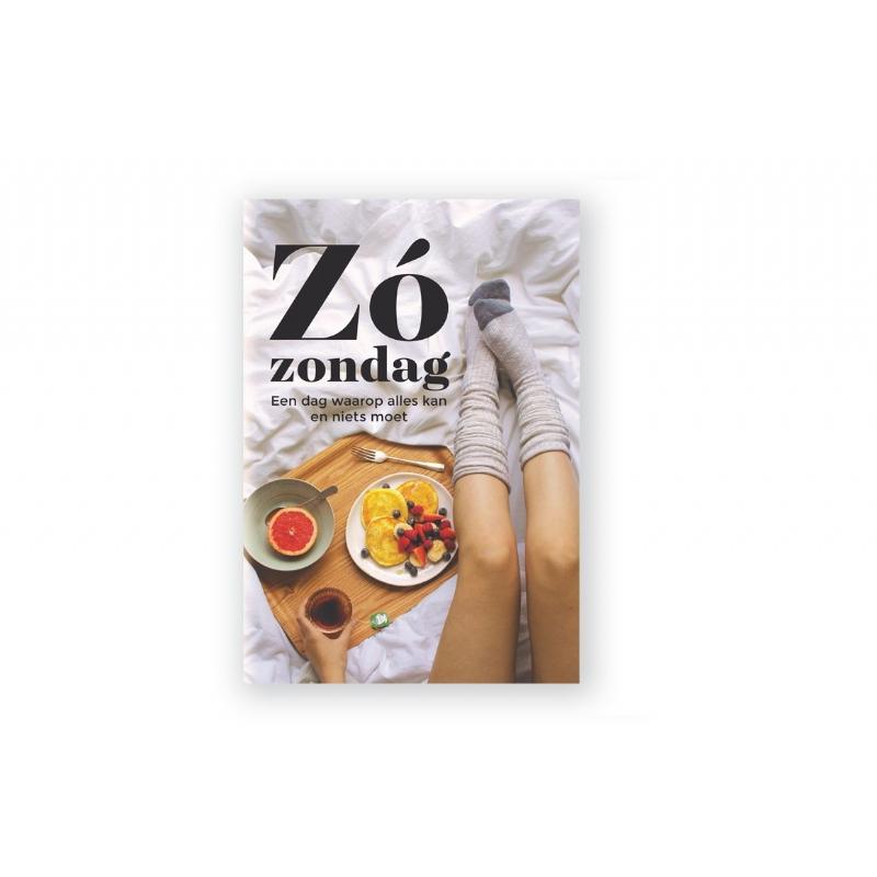 Zó zondag, een niks-moet-alles-mag-inspiratieboek