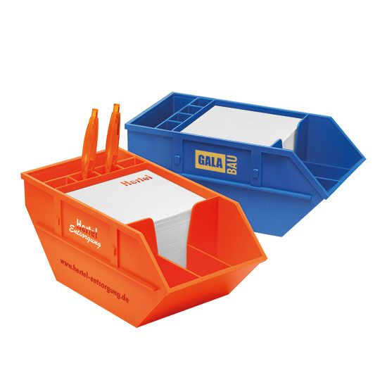 Memo-container