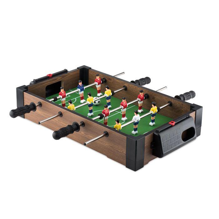 Mini voetbaltafel.