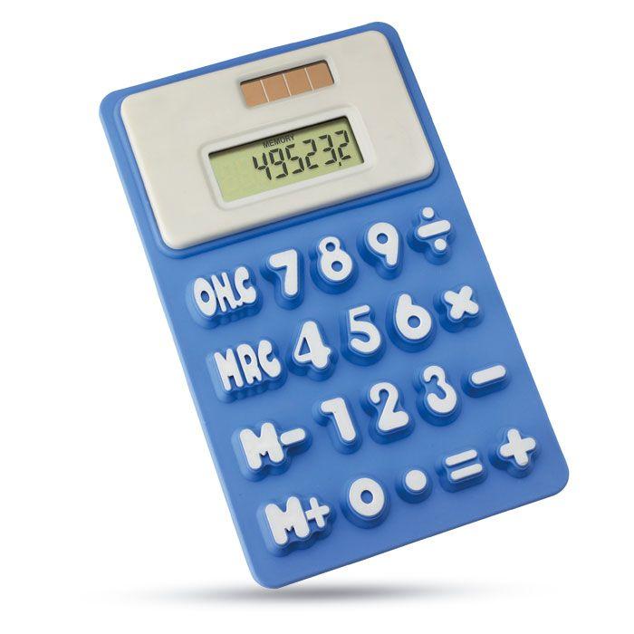 Silicone rekenmachine