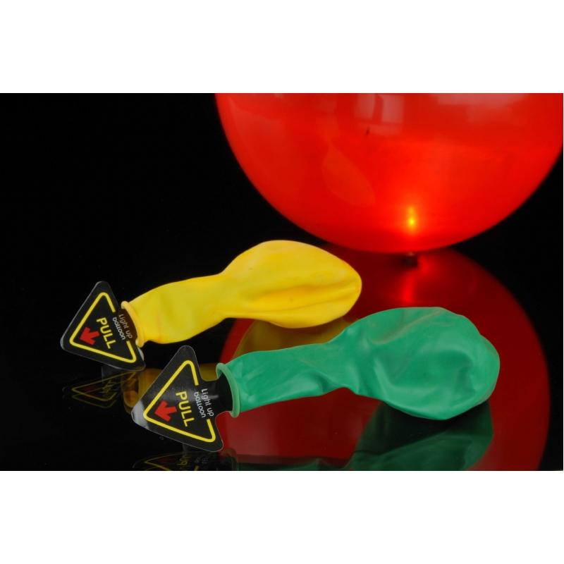 ballon met licht