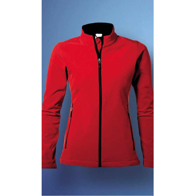 Softshell jas voor vrouwen