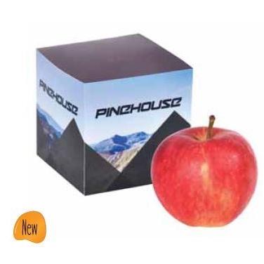 Appel of appelsien in doosje