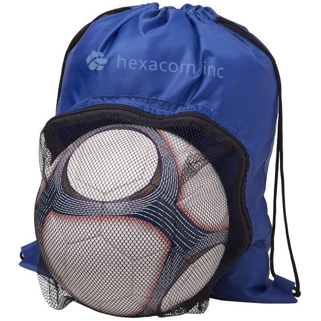 Rugzak met compartiment voor je voetbal