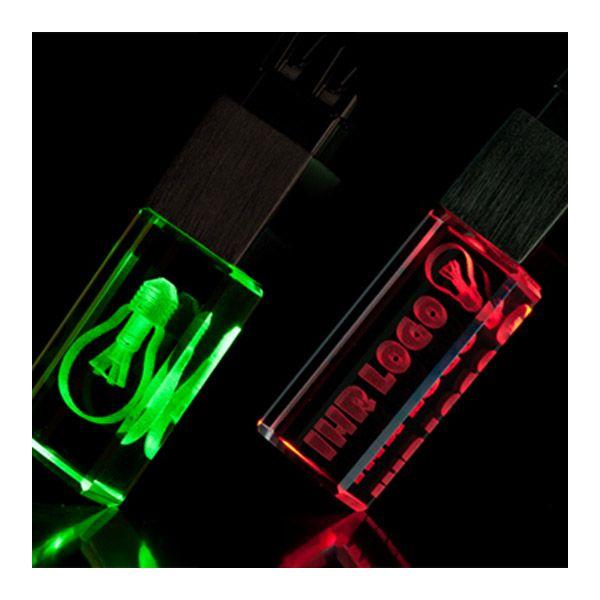 USB Stick Mini Crystal 2D Drive