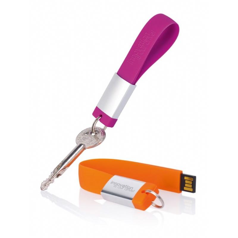 USB stick sleutelhanger in één
