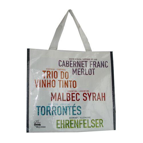 Volledig personaliseerbare shopping bag
