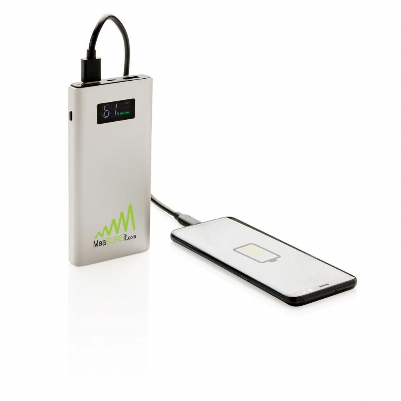 10000 mAh powerbank met quick charge output