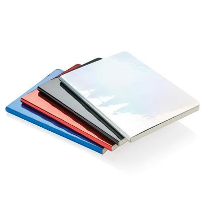 A5 metallic notitieboek
