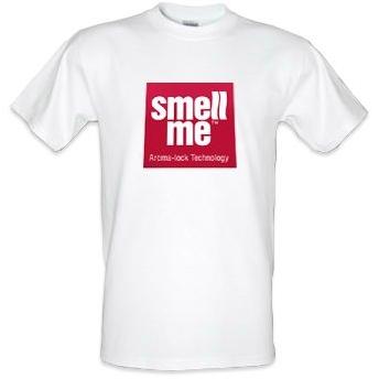 T-shirt met een geurtje