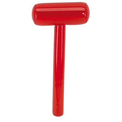 Piepende opblaasbare hamer